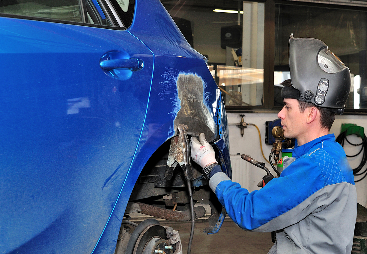 Auto Dent Repair & Removal - Performance Collision Centers